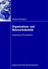 Organisations- und Netzwerkidentität