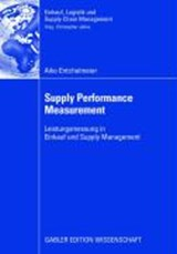 Supply Performance Measurement | Aiko Entchelmeier |