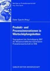 Produkt- und Prozessinnovationen in Wertschöpfungsketten