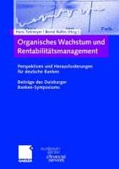 Organisches Wachstum und Rentabilitätsmanagement