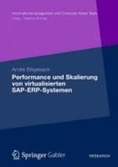 Performance und Skalierung von SAP ERP Systemen in virtualisierten Umgebungen