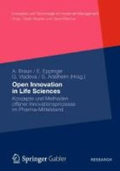 Open Innovation in Life Sciences