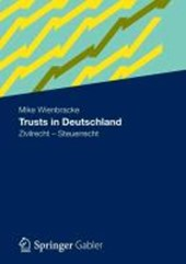 Trusts in Deutschland | Mike Wienbracke |