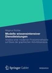 Modelle wissensintensiver Dienstleistungen