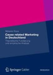 Cause related Marketing in Deutschland