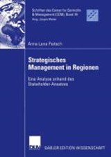 Strategisches Management in Regionen | Anna Lena Peitsch |