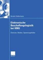 Elektronische Beschaffungslogistik bei KMU