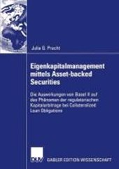Eigenkapitalmanagement mittels Asset-backed Securities