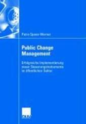 Public Change Management