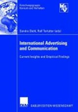 International Advertising and Communication | auteur onbekend |