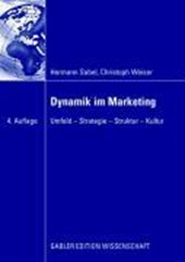 Dynamik im Marketing | Hermann Sabel |