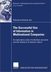 The Successful Use of Information in Multinational Companies | Sebastian-Dominik Jais |