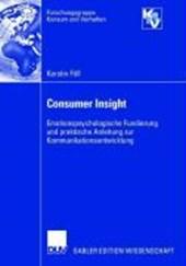 Consumer Insight