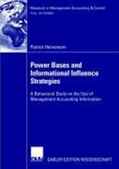Power Bases and Informational Influence Strategies | Patrick Heinemann |