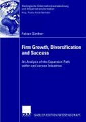 Firm Growth, Diversification, and Success | Fabian Günther |