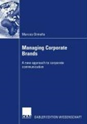 Managing corporate brands | Marcos Oscar Ormeño |