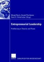 Entrepreneurial Leadership |  |