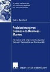 Positionierung von Business-to-Business-Marken