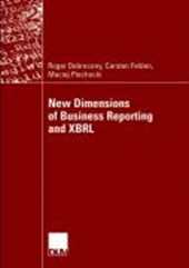New Dimensions of Business Reporting and XBRL | Roger Debreceny |