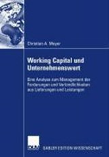 Working Capital und Unternehmenswert | Christian Albert Meyer |