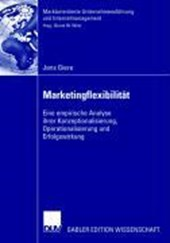 Marketingflexibilität | Jens Giere |