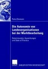 Die Autonomie von Landesorganisationen bei der Marktbearbeitung