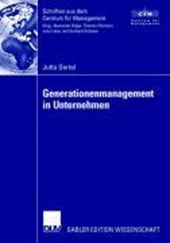 Generationenmanagement in Unternehmen | Jutta Oertel |