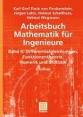 Arbeitsbuch Mathematik für Ingenieure