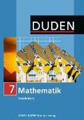 Mathematik 7 Lehrbuch. Brandenburg Oberschule