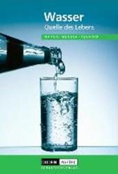 Wasser Lehrbuch. Natur, Mensch, Technik