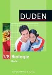 Biologie 7/8 Berlin. Lehrbuch