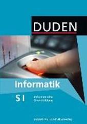 Informatische Grundbildung Sekundarstufe I Lehrbuch. Gesamtband