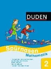 Spürnasen Mathematik 2. Schuljahr - Verbrauchsmaterial - Themenhefte 2: Zahlen und Rechnen, Raum und Form, Sachrechnen und Größen