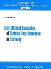 Cost Efficient Expansion of District Heat Networks in Germany