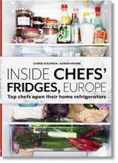 Inside Chefs' Fridges. 40 of Europe's Most Interesting Chefs
