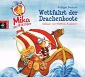 Mika, der Wikinger 01. Wettfahrt der Drachenboote