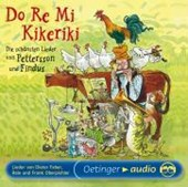 Do Re Mi Kikeriki. CD