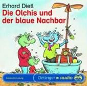 Die Olchis und der blaue Nachbar. CD