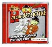 Olchi-Detektive 05. Die Monsterschwäne vom Hyde Park (CD)