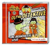 Olchi-Detektive 12. Eine brandheiße Spur (CD)