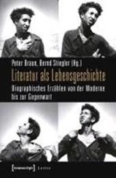 Literatur als Lebensgeschichte