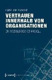 Vertrauen innerhalb von Organisationen