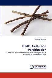 Ngos, Caste and Participation