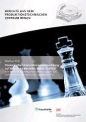 Strategische Unternehmensentwicklung auf Basis immaterieller Werte in KMU