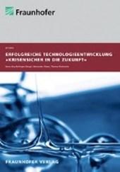 """Studie """"Erfolgreiche Technologieentwicklung"""""""