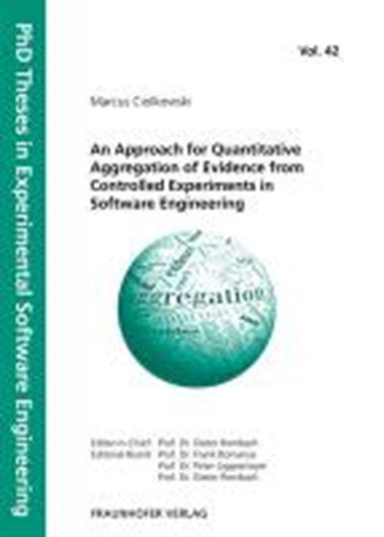 An Approach for Quantitative Aggregation of Evidence from Controlled Experiments in Software Engineering