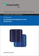 Co-Diffusion for Bifacial N-Type Solar Cells | Philip Rothhardt |
