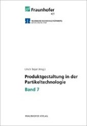 Produktgestaltung in der Partikeltechnologie - Band