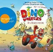 Dino Wheelies - Die Schatzsuche