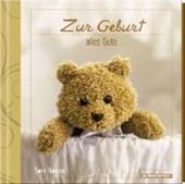 Geschenkbuch - Zur Geburt alles Gute - (11 x 11,5)
